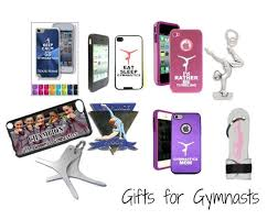 100 Gymnastics Gift Ideas--cell phone cases, keychains and more