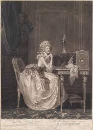 Porträt von Madame de Lamballe (1749-1792) (#609830)