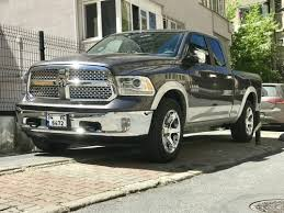 RAM 1500: The Best Luxury Pickup Truck in 2017 | Planet Dodge Miami ...