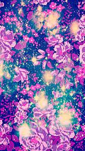 Cool Cute Galaxy Iphone Glitter ...