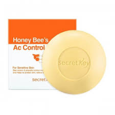 Отзывы о <b>Мыло</b> против акне Secret Key <b>Honey Bee</b> AC Control <b>Soap</b>