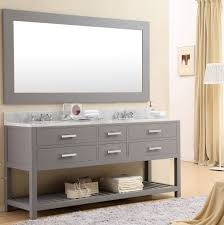 70 inch bathroom vanity without top