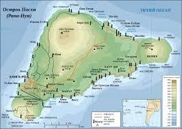 Остров Пасхи Википедия Карта острова Пасхи