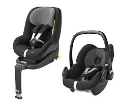 maxi cosi pebble incl 2way pearl and 2way fix base black raven 2017