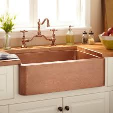 ... Large Size of Modern Kitchen:awesome Kitchen Sink Buying Guide Hammered Copper  Farmhouse Sink Awesome ...