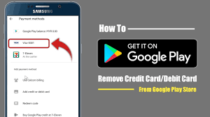 Check spelling or type a new query. How To Remove Payment Method Credit Card Debit Card From Google Play Store Youtube