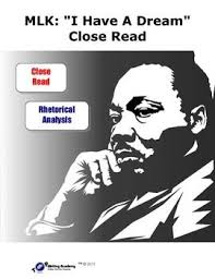 best rhetorical devices images argumentative martin luther king jr i have a dream close reading analysis activities