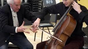 Interpretation Class: <b>Elgar</b> - <b>Cello</b> Concerto in E minor Op. 85 ...