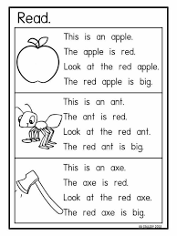 Phonics is a method of teaching kids to learn to read by helping them to match the sounds of letters, and groups of letters, to distinguish words. Different Activities For Kids Kindergarten Reading Worksheets Kindergarten Reading Phonics Reading