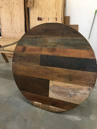 round dining table table top wood