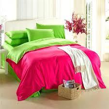 duvet covers bright colors 100 natural cotton euro double size solid color bedding sets bright color