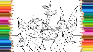 Tinkerbell Coloring Pages Disney Fairies L Coloring Book L For Tinkerbell Coloring Book L