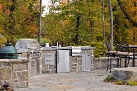 Outdoor Kitchen Contractors These 11 Outdoor Kitchens Are What Summer Entertaining Dreams Are
