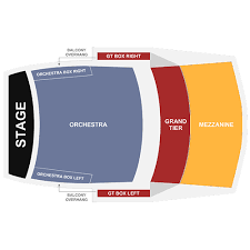 Knight Theater Charlotte Tickets Schedule Seating