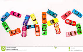 Word Cars Toy Cars Stock Image Image Of Models Retro Playtime 44999255