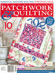 eQuilter Magazines - Imports - Australian & New Zealand & APMA2707. Code: APMA2707. Australian Patchwork & Quilting Magazine ... Adamdwight.com