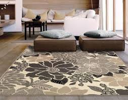area rugs 5x7 amazing 5x7 contemporary square light brown fl pertaining to 0