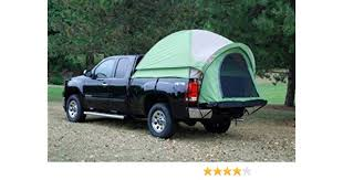 Backroadz Full Size Crew Cab Truck Tent Only for Trucks w/ 5.5-5.8' Bed