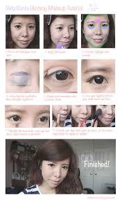 simple ulzzang makeup tutorial