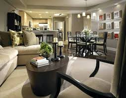 open floor plan decorating tips elegant small open floor plan kitchen living room best small open