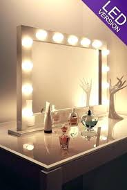 best vanity mirror makeup mirror with light bulbs best led for vanity lighted mirrors lighting scenic