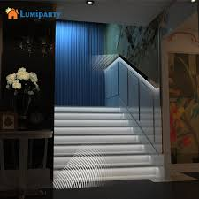 home led strip lighting. Delighful Lighting LumiParty Motion Sensor 1m LED Strip Light Battery Operated Home Closet  Cabinet Stairs String Lights Warm On Led Lighting N