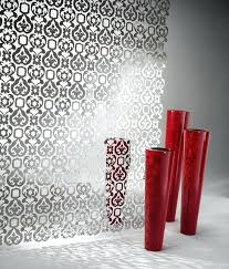 decorative metal sheets home depot canada corative sheet partition by 1 reflection