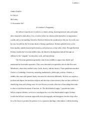 the red headed league documents course hero sherlock holmes essay docx