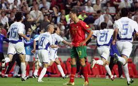 نيكوبوليديس.. معجزة نادرة حطمت أحلام البرتغال في يورو 2004