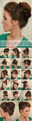 35 Sexy And Easy Bun Hairstyle
