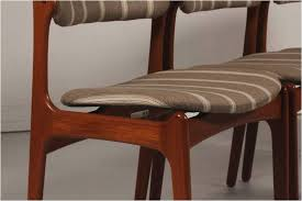 leather dining chairs luxury chair danish modern dining chair new mid century od 49 teak dining