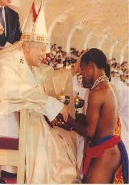 Image result for john paul ii liturgical dances