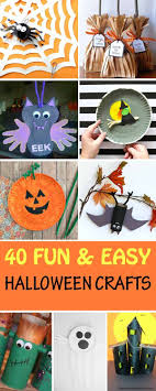 Best 25+ Halloween crafts for kids ideas on Pinterest | Kids ...