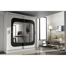 chelsea sliding doors wardrobe white loading zoom