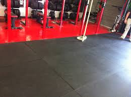 room view rubber flooring for workout home interior design