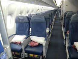 Delta Airlines 767 300 Economy Comfort Class Seat Review Www Deltapoints Com Blog