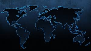 World Map Wallpapers Hd 1920x1080 Wallpaper Cave