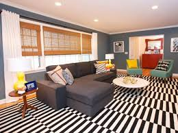 black and white rug living room. awesome sofa bed also white table plus black and stripe living space rugs rug room