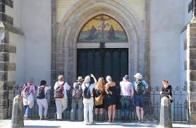 Decorating martin luther church door photos : Here's where it all began…but where will it end? Our differences ...