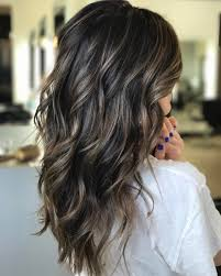 Cool Brunette Piecey Bronde Babylights Fall