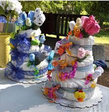 diy diaper cake centerpieces stunning baby shower cake centerpieces