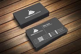 Business Card Presentation Template Psd Business Card Presentation