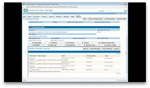 ca service desk integration xmatters inc ca service management screenshot