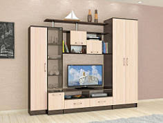 <b>Стенки</b> для гостиной - страница 2 - Мебельвиа
