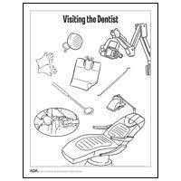 Small Picture Top 10 Dental Coloring Pages For Your Toddler teeth Pinterest