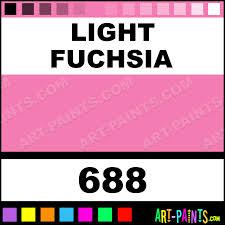 Light Fuchsia Plaid Acrylic Paints 688 Light Fuchsia