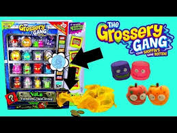 Grossery Gang Vile Vending Machine Unique Grossery Gang Vending Machine Surprises Blind Bags IMovie