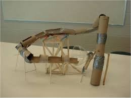 marble roller coaster examples