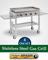 Top 10 Flat Top Grills March 2021 Reviews Buyers Guide