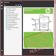 hp laserjet m9040 m9050 mfp service and repair manual hp laserjet m9040 m9050 mfp service manual bookmark